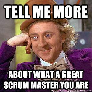 Как выглядит Scrum в реальном мире? Выясняем на встрече sсrum-мастеров 23 мая в Санкт-Петербурге - 1