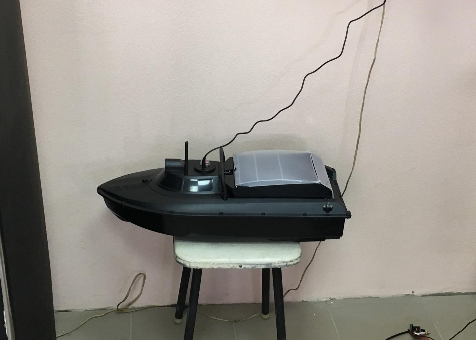 Подводный GPS: продолжение - 2