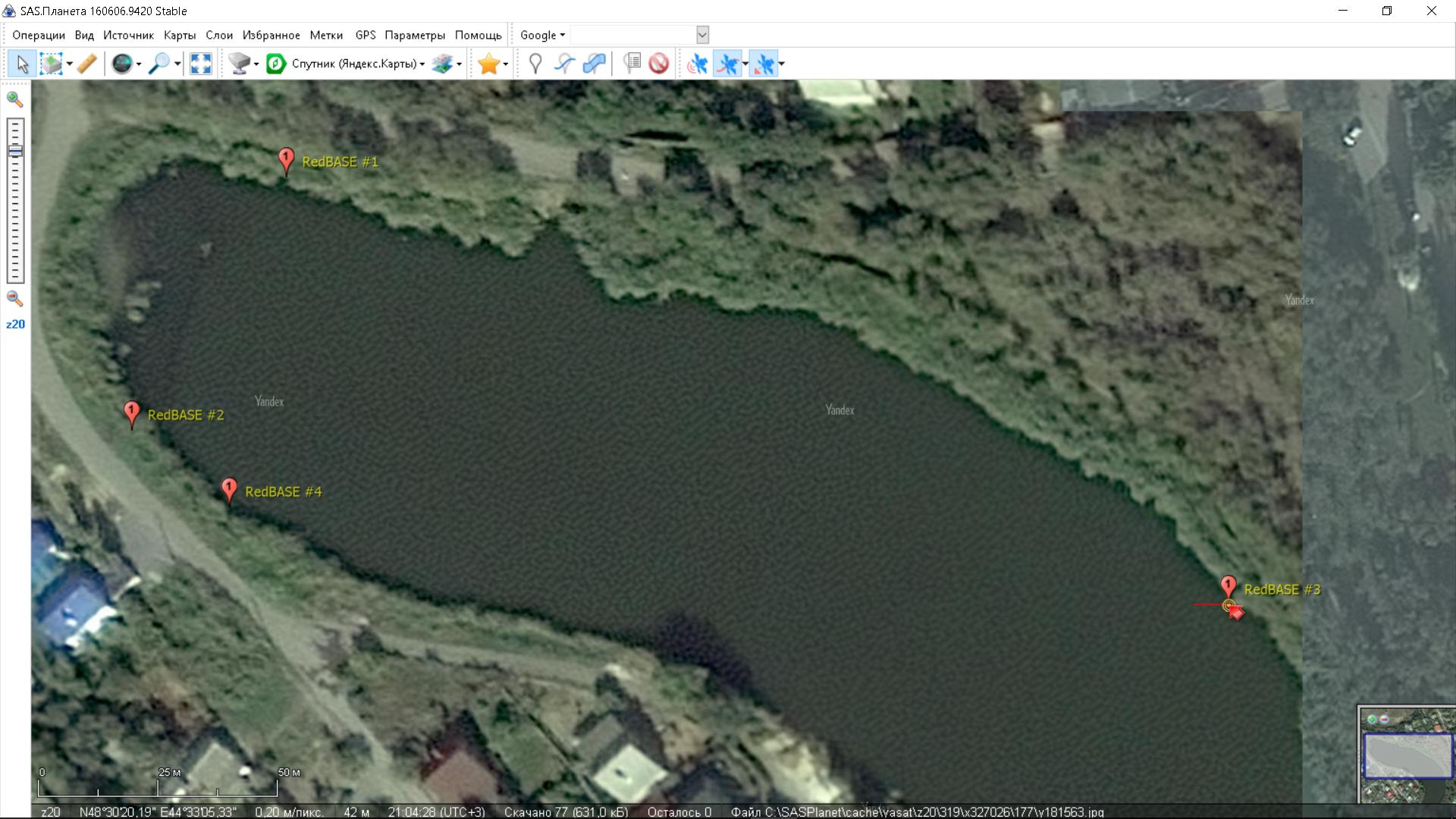 Подводный GPS: продолжение - 5