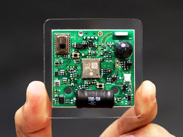 Универсальный датчик избавляет от необходимости наделять каждое устройство в умном доме электронной составляющей
