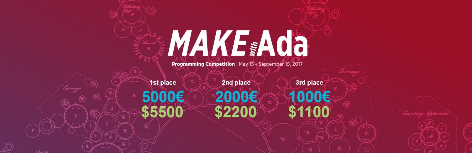 Конкурс по программированию на Ada - 1