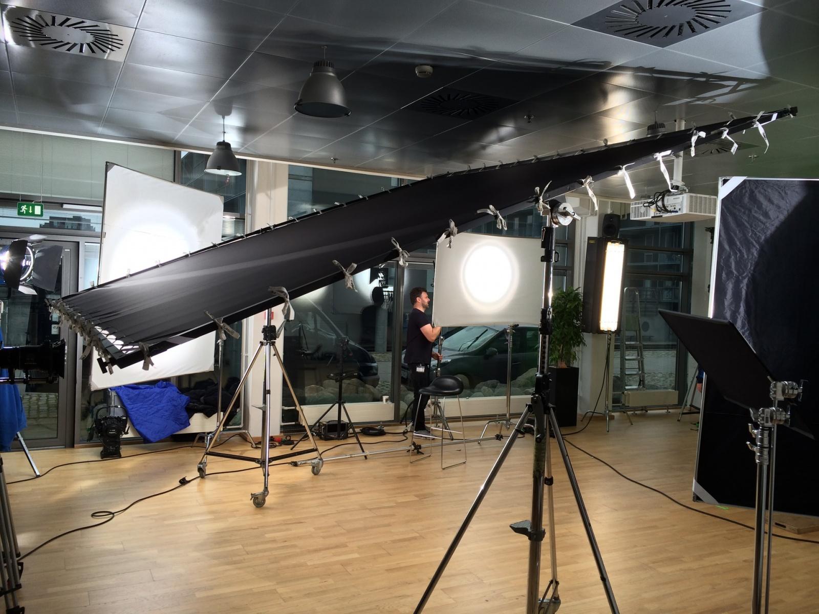Обучение видео-съёмке с ментором - 2