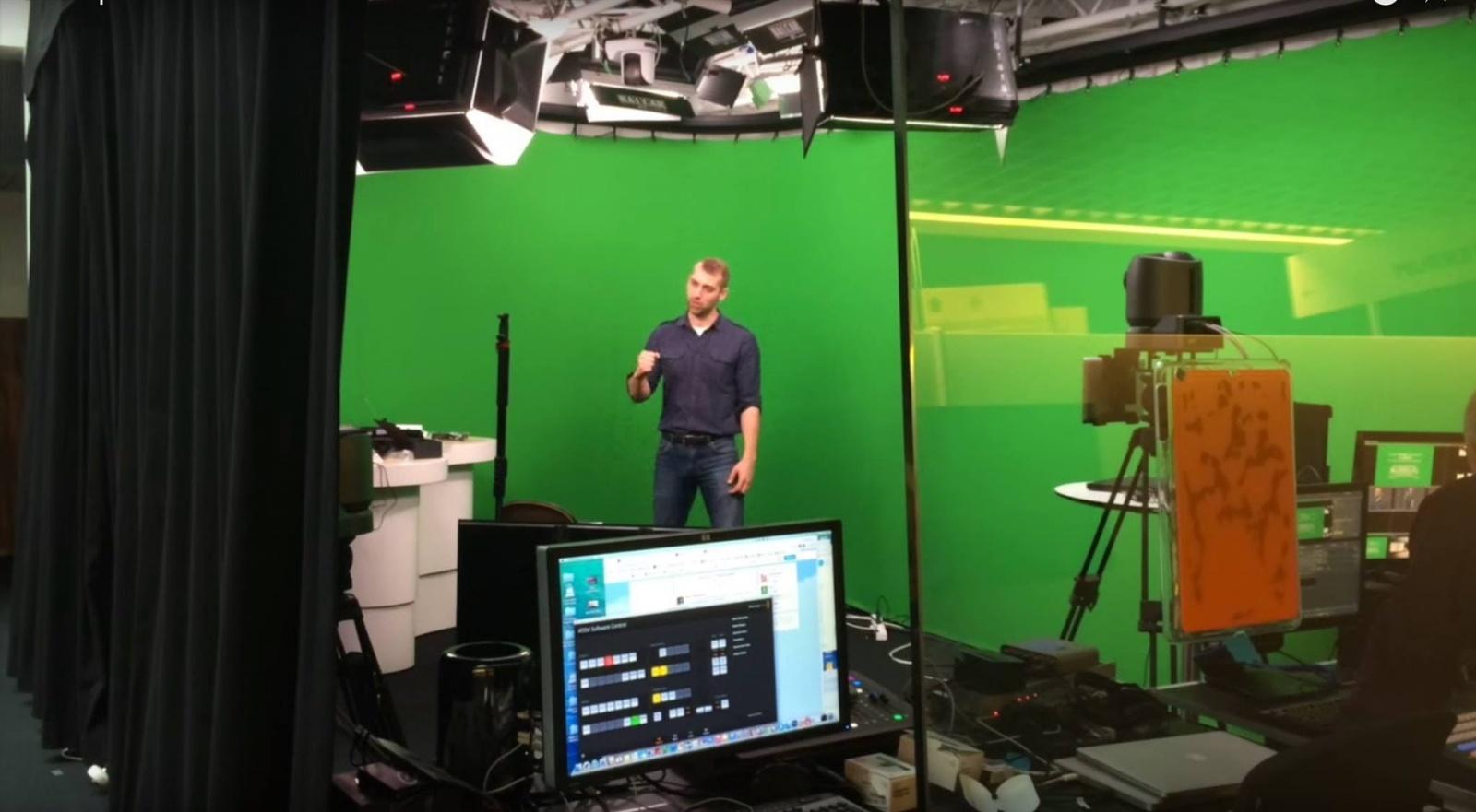 Обучение видео-съёмке с ментором - 1