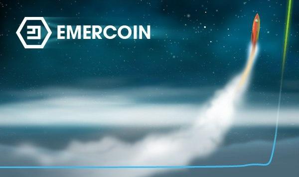 Стоимость Emercoin достигла исторического максимума - 1