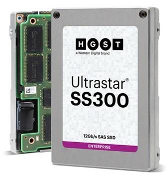 Накопители SanDisk Ultrastar SS300 демонстрируют исключительные качества в основнов в модификациях с памятью MLC