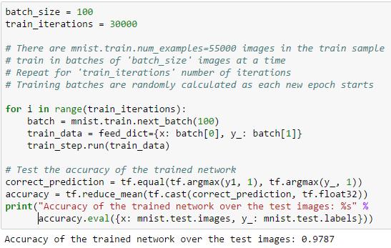 Механизм подсчета нейронной сети в PL-SQL для распознавания рукописных цифр - 6