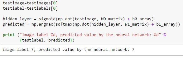 Механизм подсчета нейронной сети в PL-SQL для распознавания рукописных цифр - 8
