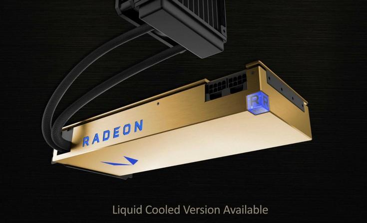Видеокарта Radeon Vega Frontier Edition получила полный GPU Vega