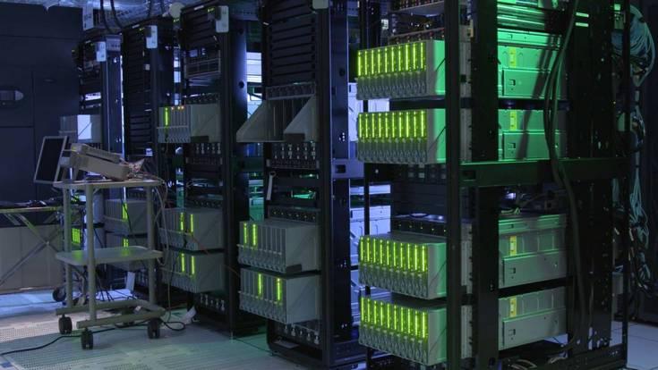 Hewlett Packard Enterprise показала ещё один прототип Memory-Driven Computing
