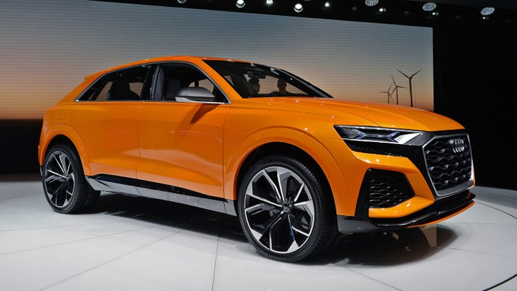 Audi выведет на рынок автомобиль с Android в конце года