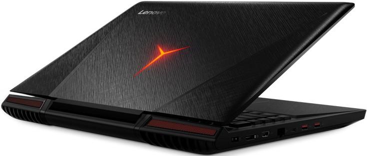 Ноутбук Lenovo Legion Y920 стоит 2600 евро