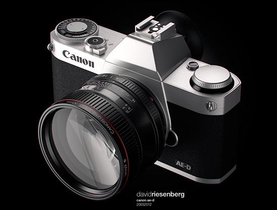 Полнокадровая беззеркальная камера Canon будет оснащена креплением Canon EF