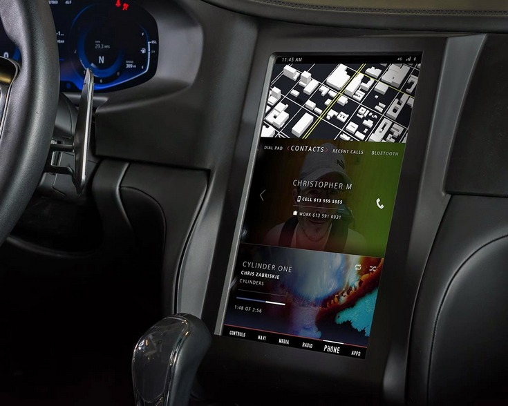 BlackBerry вплотную занялась безопасностью автомобильных программных систем
