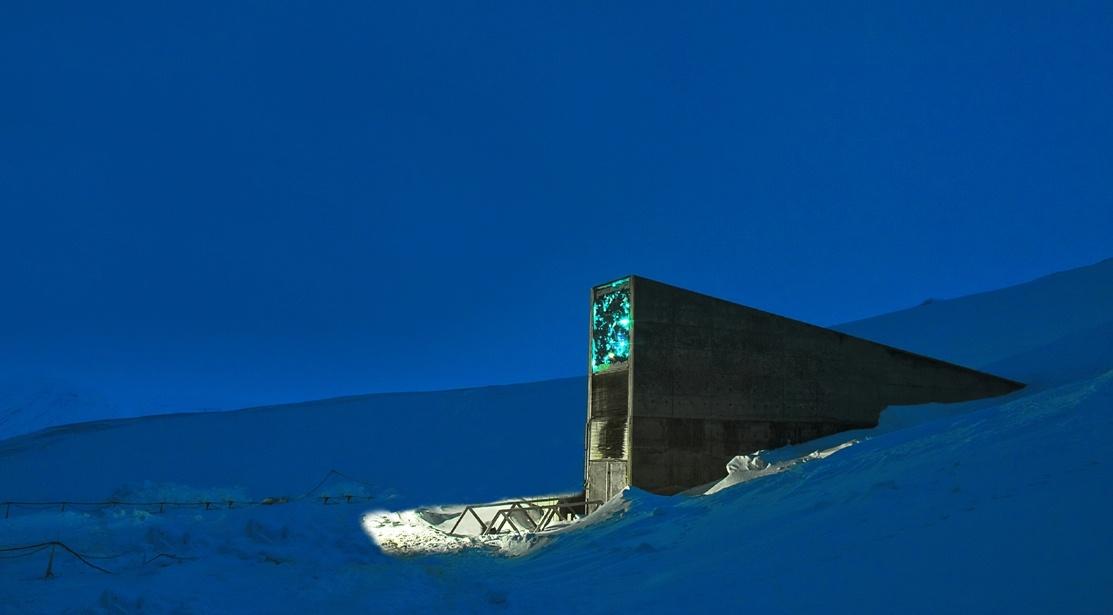 Бункер судного дня в Норвегии с миллионами «архивных» семян затопило из-за таяния вечной мерзлоты - 1