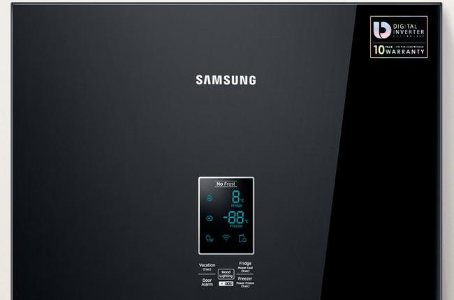 Samsung выпустила 200 млн компрессоров для холодильников