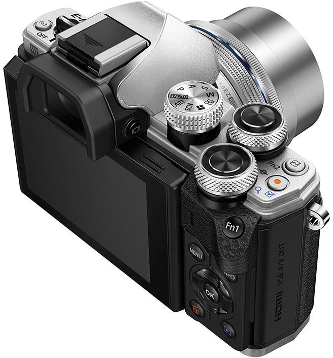 Камера Olympus OM-D E-M10 Mark II