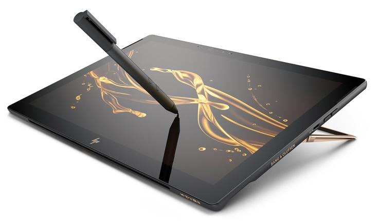 Гибридный планшет HP Spectre x2 на процессоре Intel Core i7 седьмого поколения появится в продаже в июне