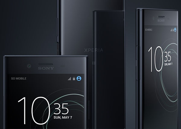 Sony представит в сентябре три новых смартфона