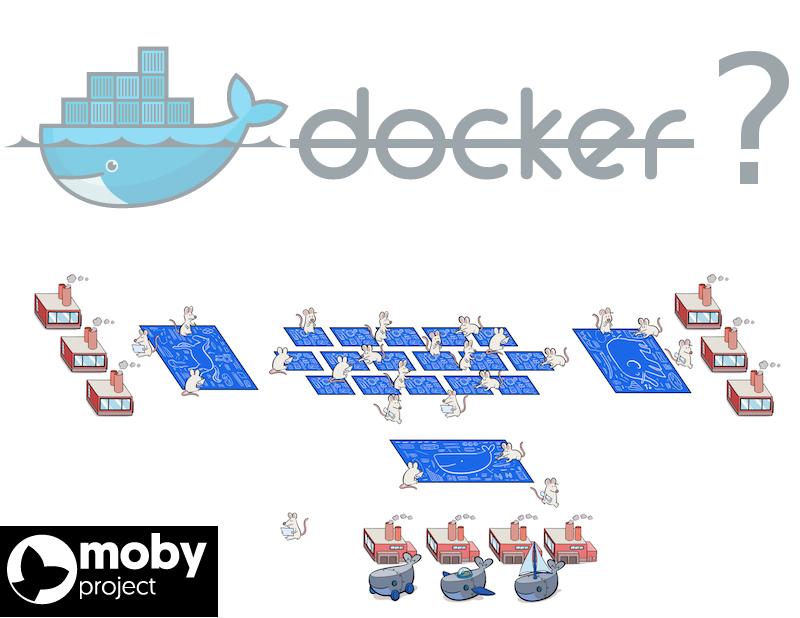 В чём суть проекта Moby и почему главным репозиторием Docker вдруг стал moby-moby? - 1