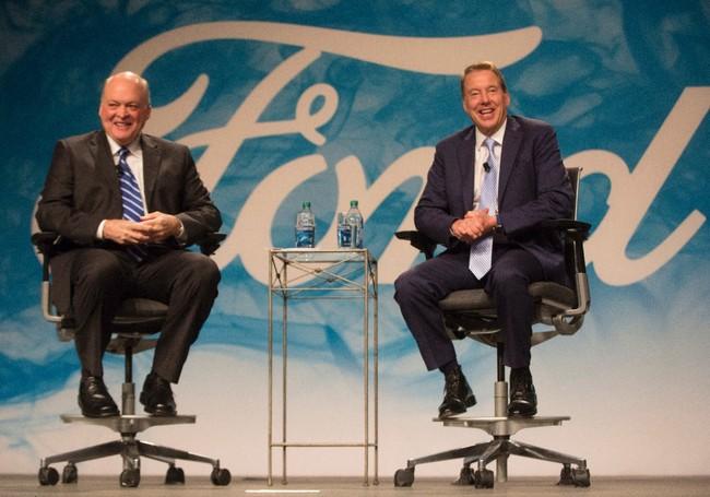 Компания Ford выбрала новых исполнительного директора и вице-президентов
