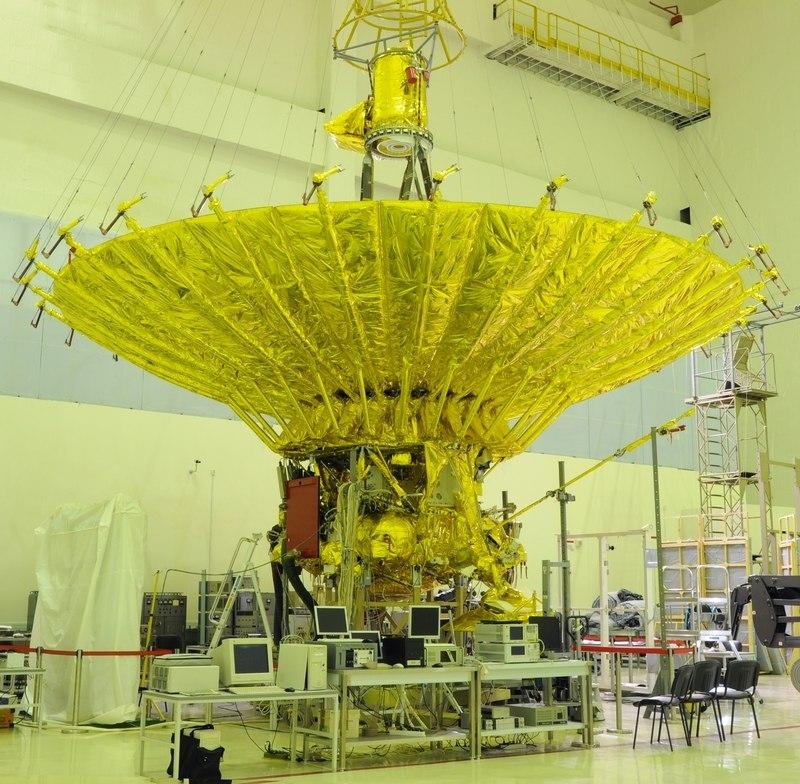 Космические аппараты будущего: взгляд генконструктора - 3