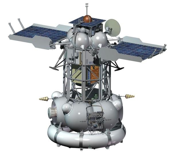 Космические аппараты будущего: взгляд генконструктора - 6