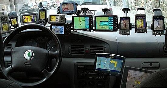 Музыка, Навигация, Проекционные дисплеи – развитие мультимедиа в авто - 1