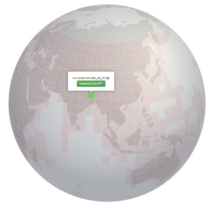 Загрузка реальных ландшафтов в Unity 3D - 3