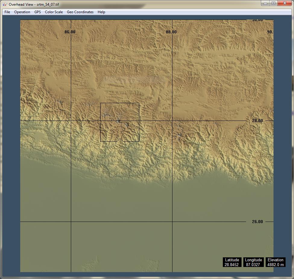 Загрузка реальных ландшафтов в Unity 3D - 5