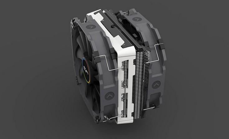 Cryorig показала охладители с медными радиаторами