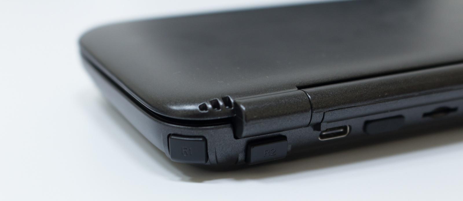 """GPD Win — исследуем миниатюрный ноутбук с диагональю 5.5"""", предназначенный для игр и эмуляторов - 20"""
