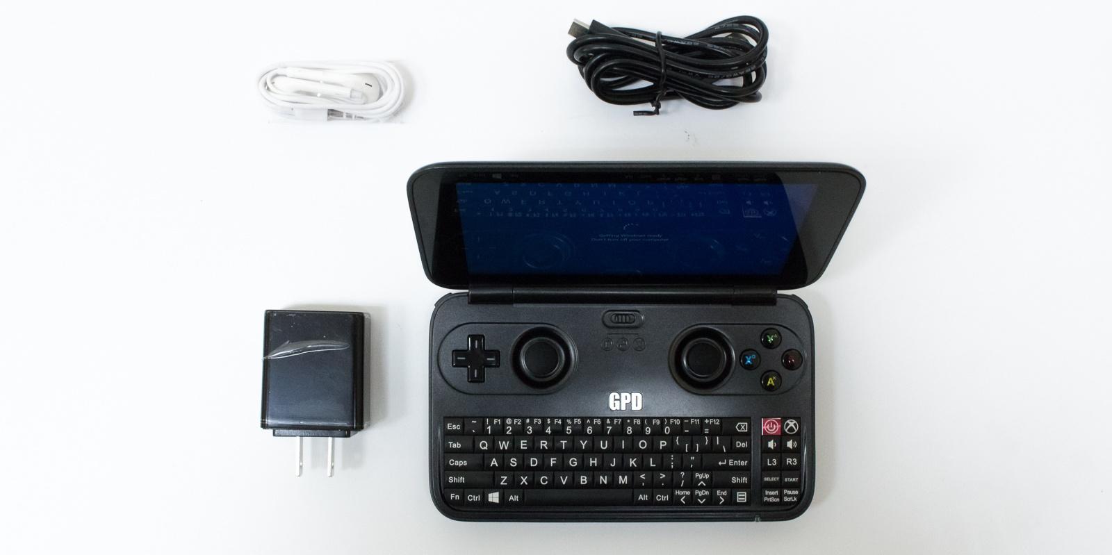"""GPD Win — исследуем миниатюрный ноутбук с диагональю 5.5"""", предназначенный для игр и эмуляторов - 3"""