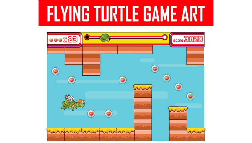Must-Have: 15 игровых спрайтов для дизайнера и художника - 11