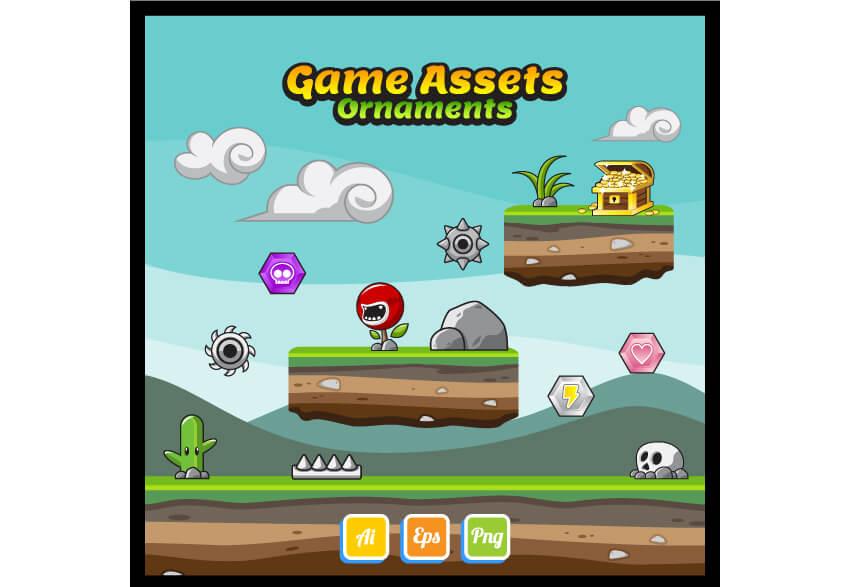 Must-Have: 15 игровых спрайтов для дизайнера и художника - 13