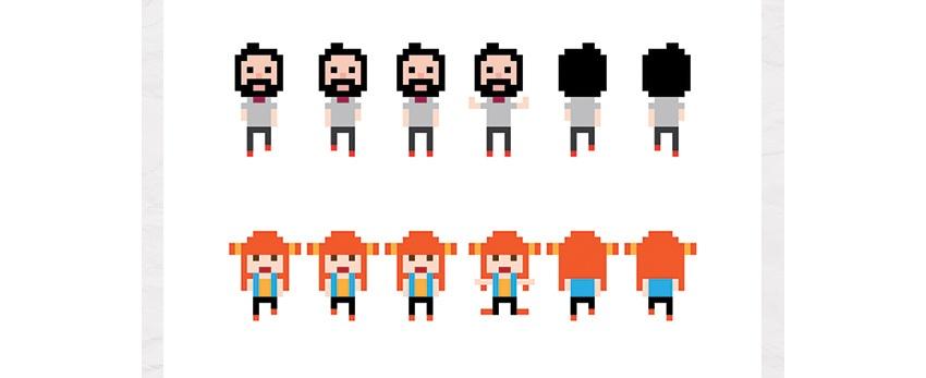 Must-Have: 15 игровых спрайтов для дизайнера и художника - 3
