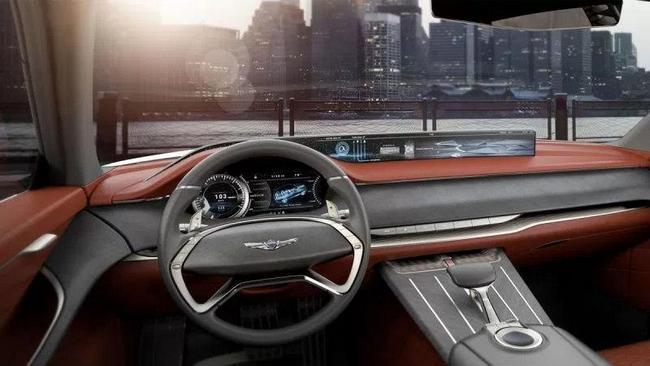 Samsung может начать поставлять дисплеи OLED для автомобилей Hyundai