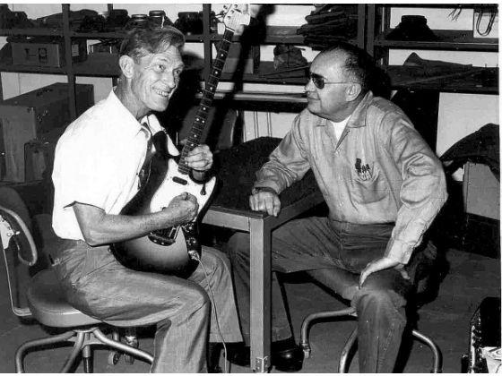 Личность и звук: Leo Fender – «Генри Форд» гитаростроения - 24