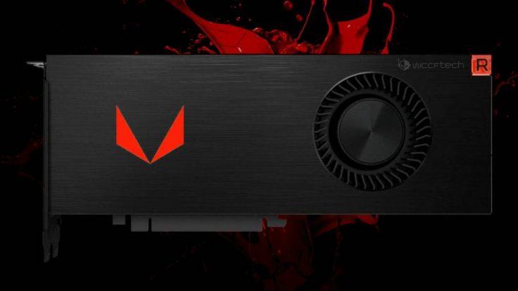 Видеокарту Radeon RX Vega нужно подождать ещё не меньше месяца