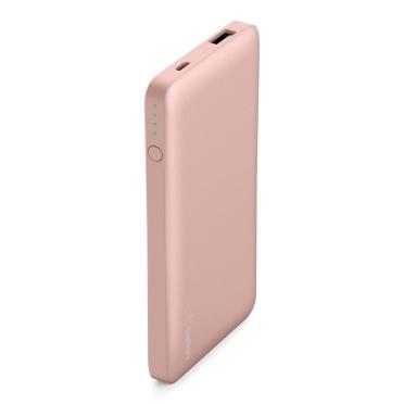 Аккумуляторы Belkin Pocket Power можно купить в цвете розовое золото