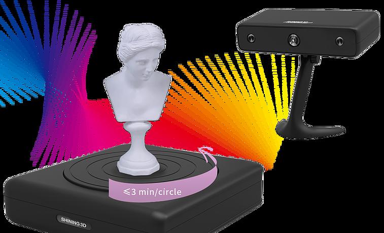 Какой 3D сканер выбрать? ТОП-4 от 3Dtool - 2