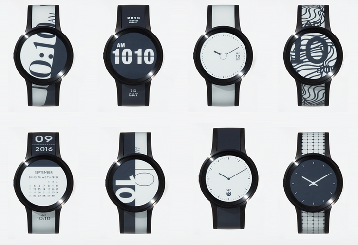 Часы Sony FES Watch U