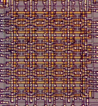 Процессор Intel 8008 — что внутри? - 6