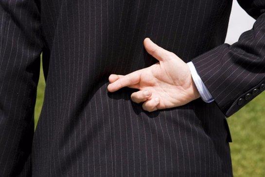 Ученые поняли, что влияет на честность мужчин