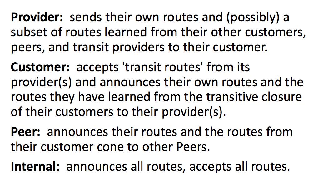 Утечки маршрутов BGP - 12