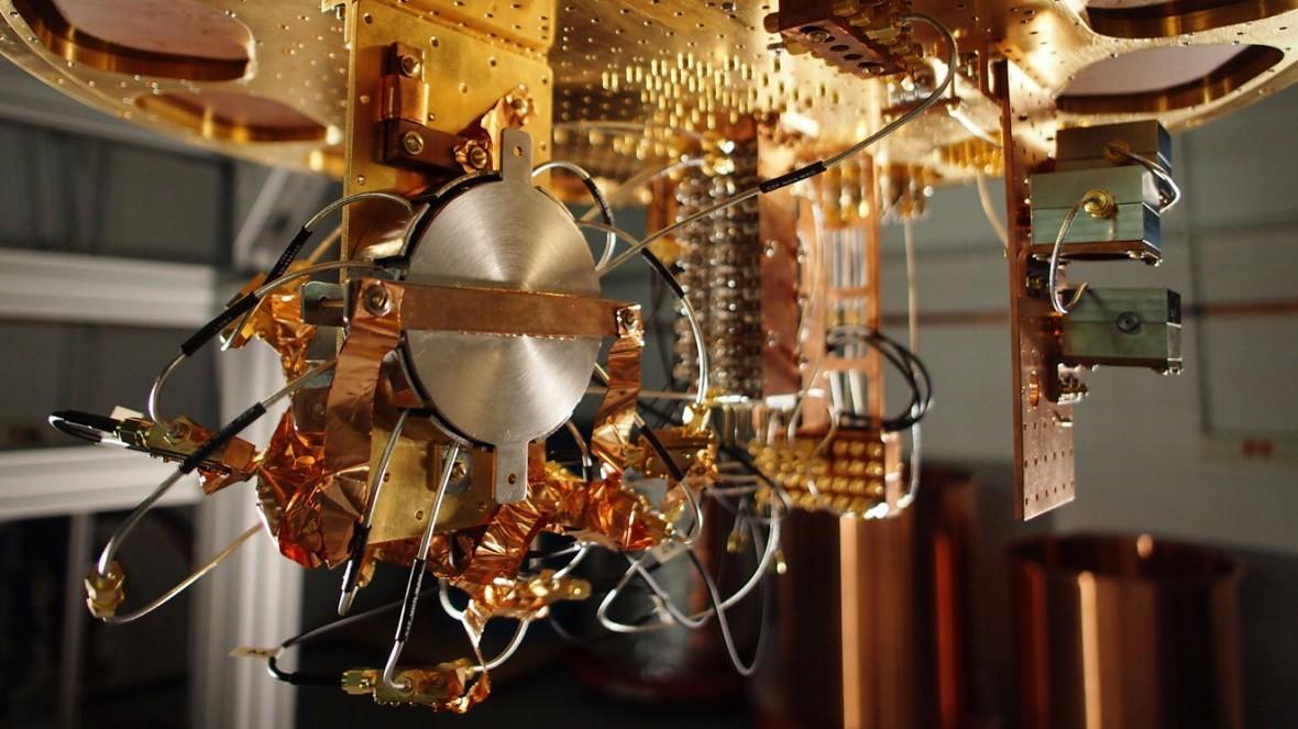К концу этого года Google планирует показать в работе 49-кубитный квантовый компьютер - 1