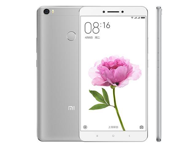 Продано 3 млн смартфонов Xiaomi Mi Max