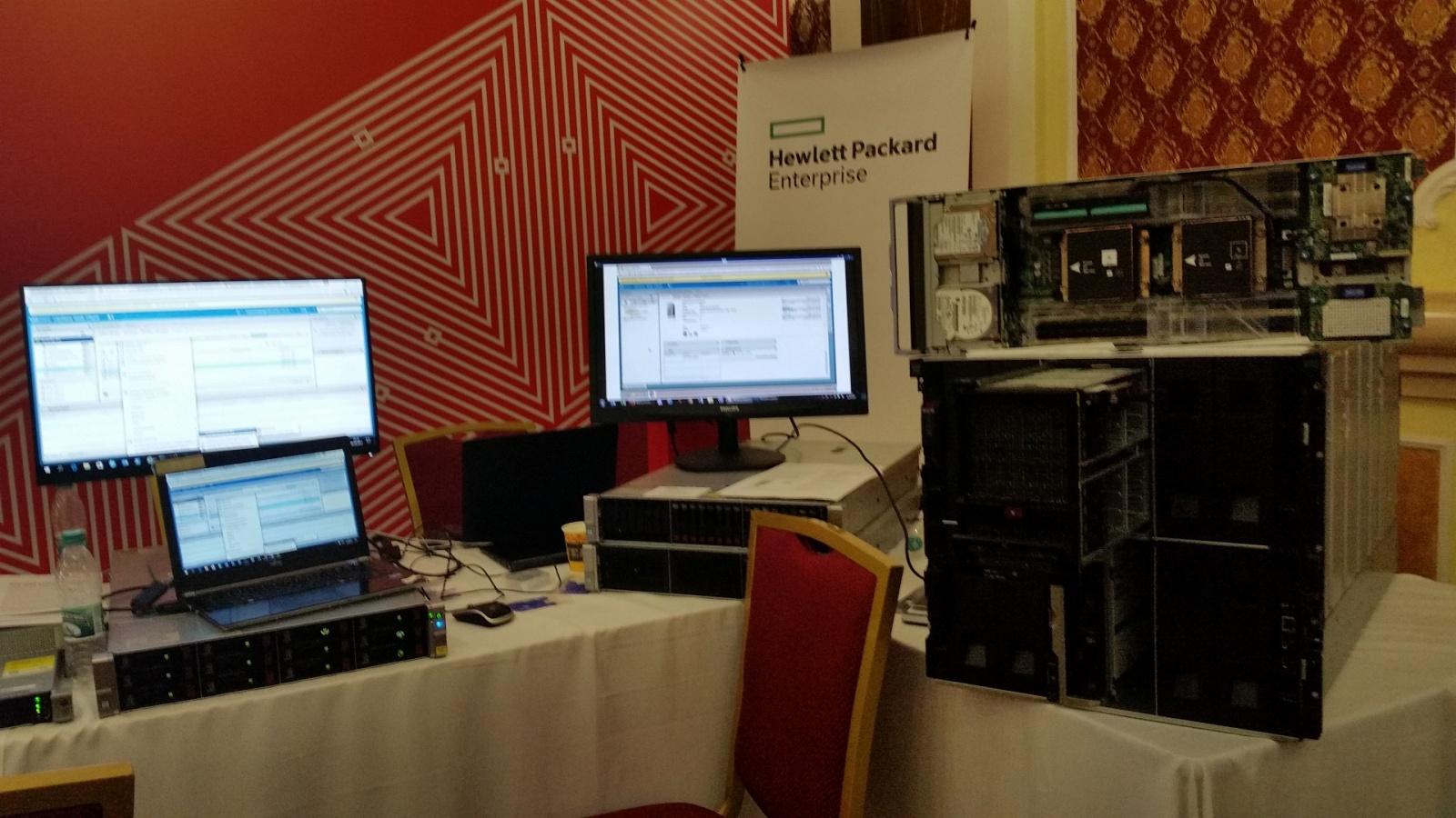 Завершение 11-й всероссийской конференции IT & Security Forum - 11