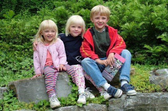 Структура мозга ребенка зависит от наличия братьев и сестер