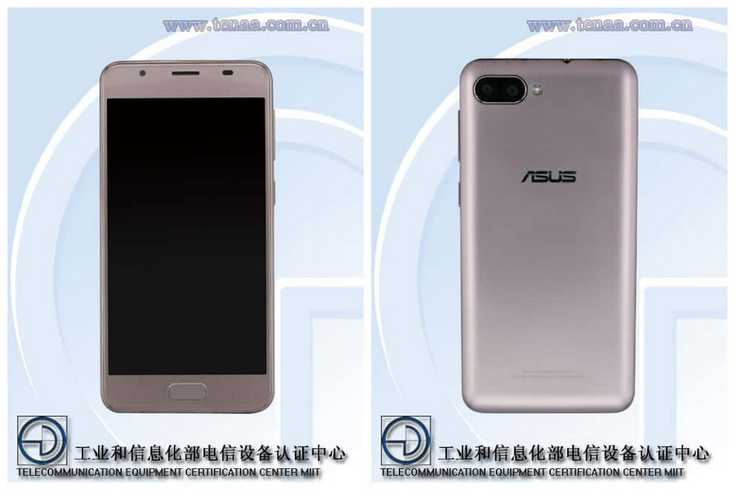 Asus выпустит смартфон с двойной камерой и экраном HD